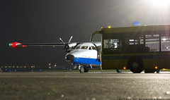 _DSC7135 (southspotterman1) Tags: l410 airplanes spotting unoo inomsk omsk airport     410  nightspotting