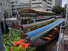 Longtails (geraldm1) Tags: thailand bangkok tropics tropical asia thai chaophrayariver
