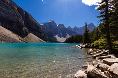 Moraine Lake (FlintWeiss) Tags: 60d 2016 alberta mountains efs1022mmf3545usm canada canon banff morainelake nationalpark