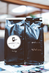 Monkey Co Coffee Roast (Daniel Y. Go) Tags: fuji fujixpro2 xpro2 philippines coffee monkeyco