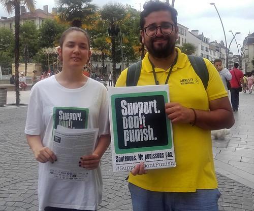 support don't punish  Pau 201640