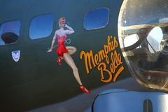 B-17 (Tony Howsham) Tags: canon eos70d iwm war museum duxford boeing b17 memphis belle us united states air force airshow aircraft aviation