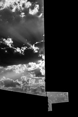 And birds might fall from black skies (Howard Sandford) Tags: darksky architecture silhouette lowkey clouds sunset sensesworkingovertime