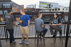 Kick-Off Party  BS0U7064 (TechweekInc) Tags: updown kc techweek event 2016 startup technology tw innovation kansas city tech fest kick off party garmin executive attendees