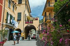 Cinque Terre, Monterosso (Kurtsview) Tags: italy cinque terre monterosso architecture street people village unesco