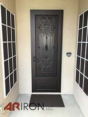 """Solid ¾"""" Square Scroll Door • <a style=""""font-size:0.8em;"""" href=""""http://www.flickr.com/photos/113341785@N07/29924220051/"""" target=""""_blank"""">View on Flickr</a>"""