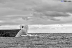 46ª KDD Monasterio de Oia y La Guardia - 24-11-2012 (DNS Fotografía) Tags: faro la mar sony dani galicia 1855 kdd sel pontevedra oia vigo ola guardia 46 quedada guarda c3 nex teis nidazo nexc3