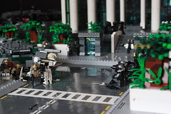 Operation Big Apple (Andreas) Tags: lego military diorama thepurge thepurgeeu operationbigapple