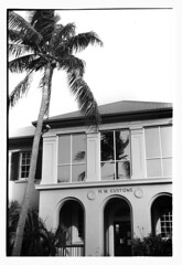 Customs House, Thursday Island (electricnerve) Tags: bw film werra torresstrait thursdayisland polypan