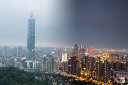 Taipei Day and Night (台北的日與夜)
