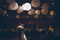 Katie & Todd / World Forestry Center Wedding