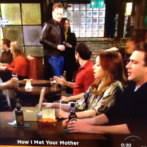 How I Met Your Mother - Restaurants in Sitcoms and Movies