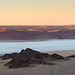 "Mist at Sunrise from balloon in  Sossusvlei Namibia • <a style=""font-size:0.8em;"" href=""https://www.flickr.com/photos/21540187@N07/8291677237/"" target=""_blank"">View on Flickr</a>"