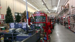 Wal-Mart - Glen Ellyn, Illinois - Garden Center (fourstarcashiernathan) Tags: chicago 1 illinois glen walmart il suburb division ellyn i
