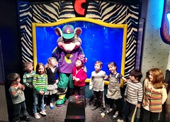 Time with Chuck E Cheese (larrykang) Tags: birthday party chuckecheese danny 6th 122012