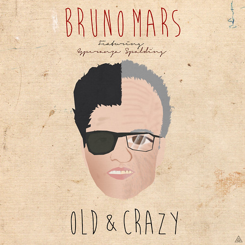 Bruno Mars Old And Crazy