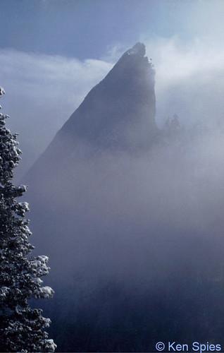 Photo - Third Flatiron in the Mist