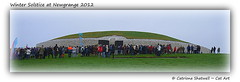 The Winter Solstice at Newgrange 2012 (Cat-Art) Tags: wintersolstice 2012 newgrange catart irishphotographer catshatwell catrionashatwell doublevisionimages shatwellimages wwwdoublevisionimageswebscom