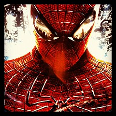 marcw @spidermanmovie #amazingspiderman WE HAVE BEEN... (erichof) Tags: amazingspiderman spidermanmovie marcw uploaded:by=flickstagram instagram:venue_name=imaxtheatre instagram:venue=9055035 instagram:photo=2270306361031283561095948
