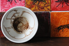 bowl ONE still goes on Art (Etching Stone) Tags: world art cup tasse coffee paper studio march is los movement die gallery wasp tea kunst kaffee vessel bowl images galerie exhibition canvas cups cardboard bewegung mug target imagination presentation now ziel der papier turns tee auf strips turning pilot bilder happening tassen becher marsch streifen atelier welt rotate sich austellung jetzt wespe geht becking leinwand drehen pappe napf vorstellung unverkuflich gefss rotieren dreht unsellable