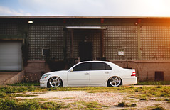 """WORK Gnosis HS203 20"""" on Lexus LS430 • <a style=""""font-size:0.8em;"""" href=""""http://www.flickr.com/photos/64399356@N08/8310924411/"""" target=""""_blank"""">View on Flickr</a>"""