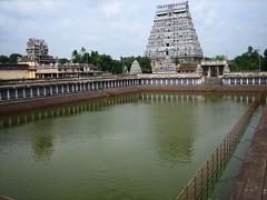 Nataraja Temple, Chidambaram (Rupak Sarkar and Uma Sarkar) Tags: temple shiva nataraja tamilnadu chola panchabhootasthalam