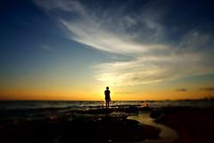 Nh b trc bin (www.facebook.com/mrBEEstudio (0985550047)) Tags: ocean travel sunset sea sky yellow landscape vietnam viet kit nam phu quoc nex