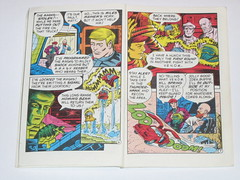 m.a.s.k mini comic 3 assault on boulder hill kenner 5 (tjparkside) Tags: comic mask kenner minicomic