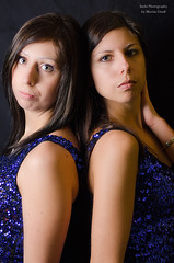 Steffi & Andrea (Incbi) Tags: family home beauty face studio gesicht flickr faces portrt beautx
