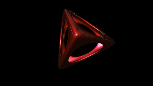 """tetrahedron soft • <a style=""""font-size:0.8em;"""" href=""""http://www.flickr.com/photos/30735181@N00/8325361493/"""" target=""""_blank"""">View on Flickr</a>"""