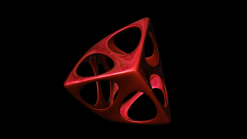 """tetrahedron spiky soft • <a style=""""font-size:0.8em;"""" href=""""http://www.flickr.com/photos/30735181@N00/8325413093/"""" target=""""_blank"""">View on Flickr</a>"""