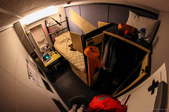 My Room at the Amundsen-Scott South Pole Station (jamfan2) Tags: travel viaemail antarctica adventure southpole