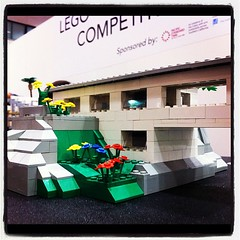 Winning #Lego #home #design at #dwellondesign. (Yahoo! Homes) Tags: dod2012 dwellondesign2012