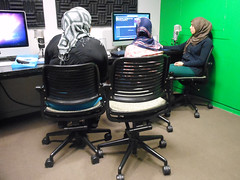 Digital Media Lab Film Creation 2