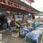 """Cevdet Aksu in front of his store <a style=""""margin-left:10px; font-size:0.8em;"""" href=""""http://www.flickr.com/photos/59134591@N00/8353466774/"""" target=""""_blank"""">@flickr</a>"""