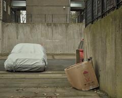 Morris Walk Estate, Woolwich, London (J@ck!) Tags: london woolwich brutalist councilestate socialhousing coveredup systembuild se18 londonboroughofgreenwich morriswalkestate
