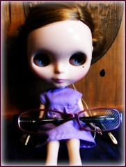 Blythe A Day January 16th:  Glasses