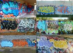 Bake Ceks (nothing but kriminals) Tags: graffiti bay baker area be amc bake gmc tak lr atb nbk nf bpf bakes wkt ceks nazl
