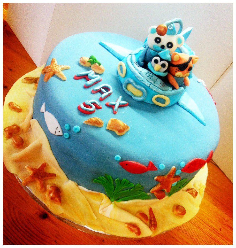 Octonauts Cake Decorations Uk : The World s Best Photos of cake and octonauts - Flickr ...