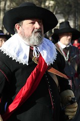 King's Army (Urban Squirrel) Tags: london history costume revolution whitehall cavalry livinghistory cavaliers charlesi englishcivilwar 1649 kingsarmy englishcivilwarsociety kingsarmyparade executionofkingcharlesi sirwilliampennymansregiment