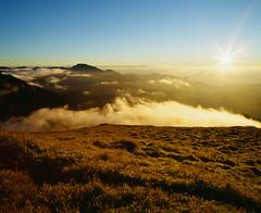 59 (Veloc H.) Tags: mountain 120 film sunrise pentax taiwan e100vs 67 45mm