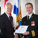 Honorary Lieutenant-Colonel John Miller, DDS, CD