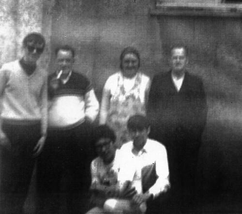The Derrick Family 1964