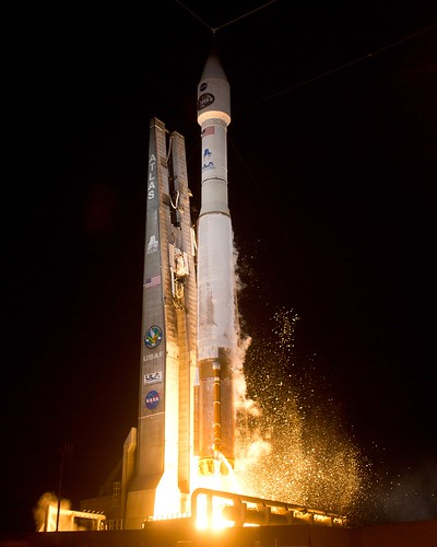 satellite nasa rocket launch ula atlasv capecanaveralairforcestation nasasatellite tdrsk