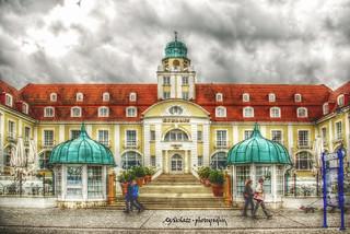 Kurhaus Binz, Rügen