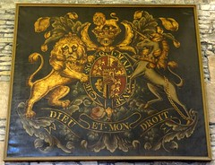 Bretforton, Worcestershire (Sheepdog Rex) Tags: royalarms stleonardschurch bretforton