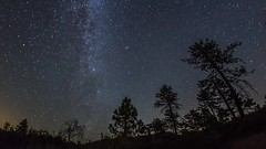 Time-lapse of the peak of the 2016 Perseid meteor shower over Noble Canyon (slworking2) Tags: perseids perseid meteor shootingstar meteorshower perseids2016 mountlaguna california clevelandnationalforest sandiego night nighttime nightsky astronomy timelapse
