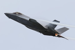 RIAT16Weds-1203 (MichaelHind) Tags: riat aviation airshow 2016 raffairford royalinternationalairtattoo unitedstatesairforce usaf lockheedmartin f35a stealth lightning ii