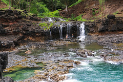 Secret Beach 2016 (19 of 24) (Chuck 55) Tags: secretbeach waterfalls beach pools kauai hawaii
