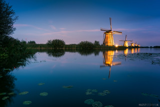 Windmills in the spotlight